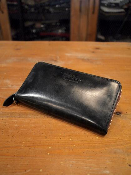 Bridle Long Zip Wallet