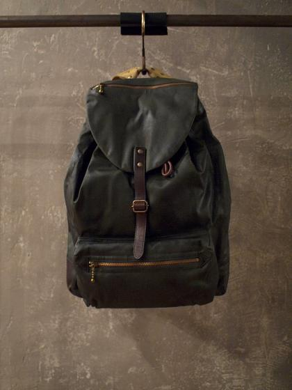 OILED BACK PACK
