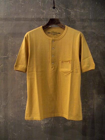 HENLY NECK T-S -16/-吊り天竺-