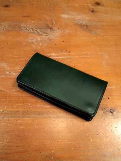 LEATHER WALLET-LONG-