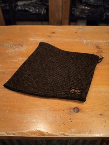 Wool Twill Neck Warmer